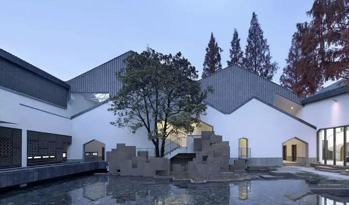 中式园林意境的完美诠释-绩溪博物馆