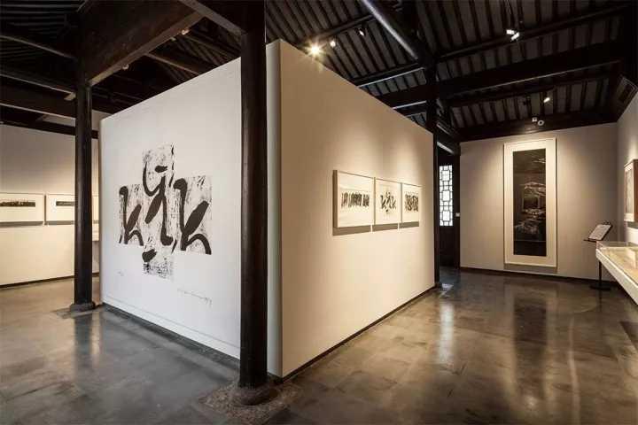 木心美术馆-展厅设计_企业展厅设计公司_一站式展馆商