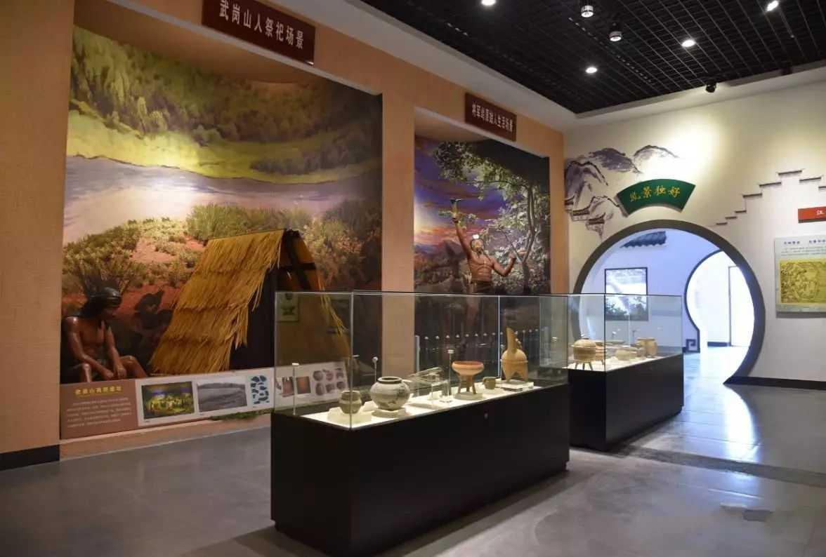 武冈山文化展馆-展厅设计|企业展厅|展厅设计公司|||.